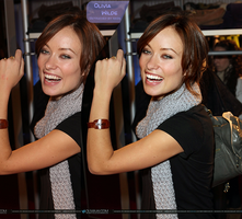 Retouch Olivia Wilde by xaide89