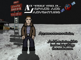 SPACE ACE ADVENTURE - Promo by SouthtownExpress