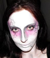 Halloween Makeup by Ravenswan