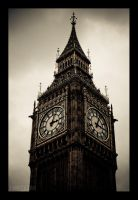 Overcast London by TonyTK300