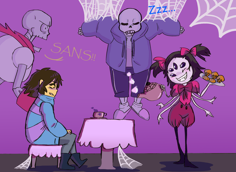 Spiders by Blue-Hybrid