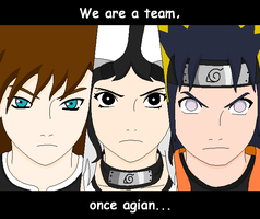 We are a team, once agian... by Taryndedoo
