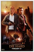 A Good Day To Die Hard (2nd version) by N8MA