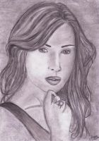 Nancy Ajram by yarartist