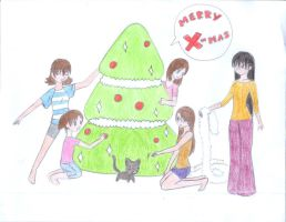Merry LATE Christmas to you by t-tasha