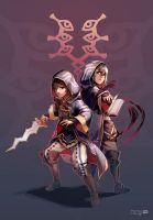 FEA: Children of Grima by finni