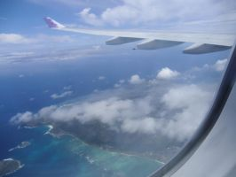 A330 descending into HNL by Boeing787