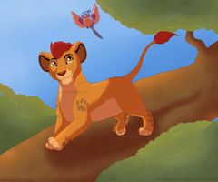 Up in the Trees by Kiire