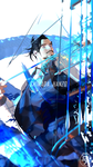 Hanzo with suit 01 by rntentn