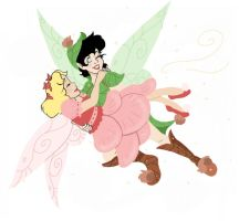 A Bit Of Pixie Dust by CicatriceMiki