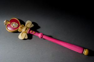 15 inch Spiral Wand by sorhainSlave