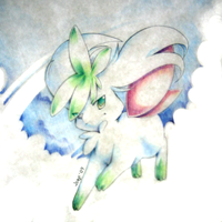 Shaymin: Pen by Jiayi