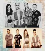 Tokio Hotel Japan by StephiKaulitz