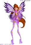 Candy Fairy! - Wesley Bloomix Couture by aMagicalFairy