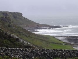 towards Oxwich Point by nonyeB