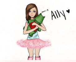 Ally by xxhopelessromantic