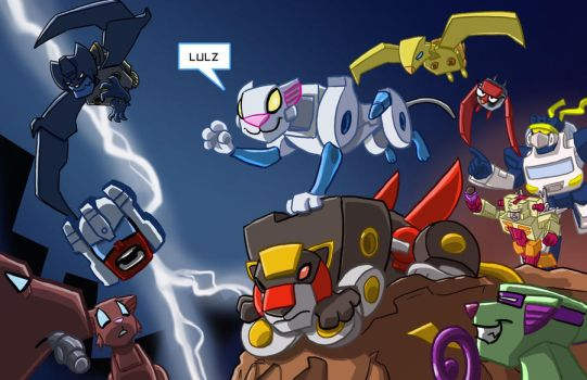 Recordicons group art by itswalky