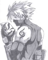 Anbu Kakashi by Shadow-Wing456