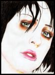 Brody Dalle by CioTheAtomicRat