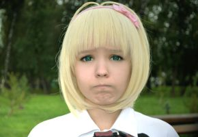 Ao no Exorcist- Moriyama Shiemi by RinDia4