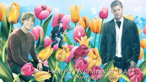Happy Supernatural Woman's Day! by Nadin7Angel
