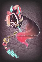 Prince-Valentines Fenery dragon auction [CLOSED] by TechnoBird
