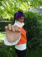 Yoruichi... by AngelLiriel