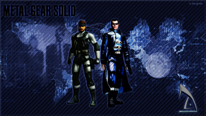 Deus Gear Solid Ex: Best stealth characters ever by TialasBetruger