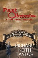 Past Obsession Book Cover by Destiny-Carter
