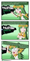 Super Smash Bros 4-  Palutena Guides the Battle by xeternalflamebryx