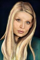 Amber Benson by Flynn-the-cat