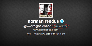 Norman FUCKING Reedus by RebasTweeba