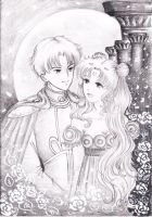 Endymion and Serenity by SelenaSeleria