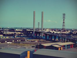 Bolte Bridge by xxshame