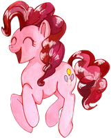 ::Pinkie Pie: It's time to PARTY!:: by NekoMaon