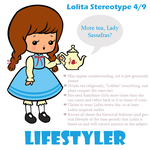 Lolita Stereotype 4 of 9 by wolfypuppy