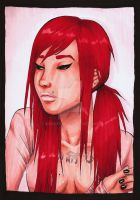 Red Hair Don't Care by AliciaEvan