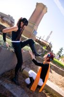 D.Gray-Man: LaviYuu Rejection by silverharmony