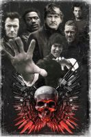 The Expendables 3 by EARTHDOG420