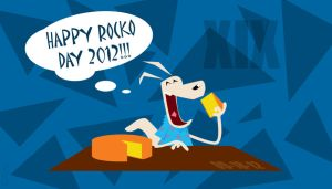 Happy Rocko Day 2012 by Netaro