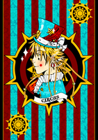 Circus by Lucille-Winged