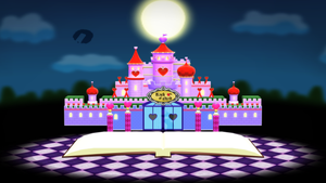 Dazzling! Pre-para Rooms labyrinth stage dl by MikuPirate