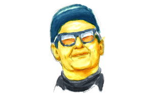Roy Orbison Off Colour by TheBigDaveC