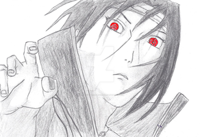 Itachi by ShadowChild-666