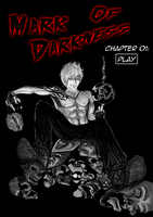 Mark of Darkness Chapter 01 Cover FINISHED! by Dex91
