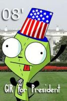 Gir for President by cutie247639