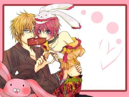As Lovey Dovey as Gravitation by Miyukiko