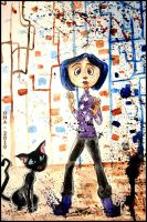 Coraline Jones by Oha