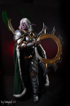 Maiev Shadowsong Cosplay by Blackbiene