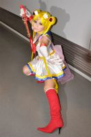 Super Sailor Moon by mila-tiemy